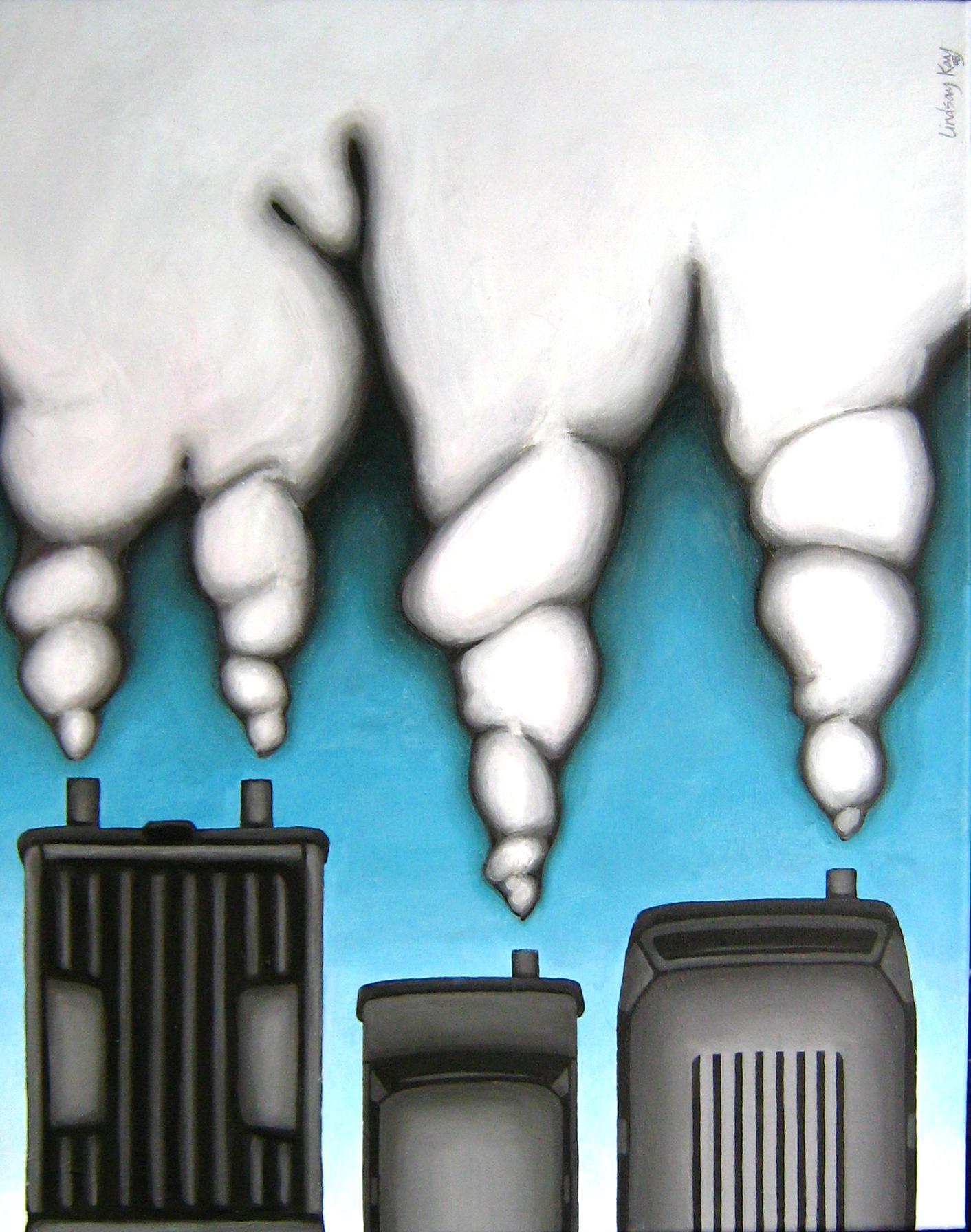 Car Pollution, vehicle exhaust, environmentalism